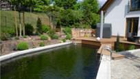 Schwimmteiche Bergmann Galabau