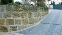 Stützmauer - Bergmann Galabau