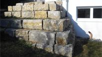 Trockenmauer - Bergmann Galabau